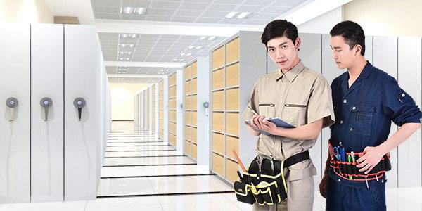 深圳兴百胜金属制品有限公司拥有专业的密集架、密集柜设备和技术人员